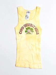 Camp Beverly Hills Tank Top/sleeveless Top X-Small Kids