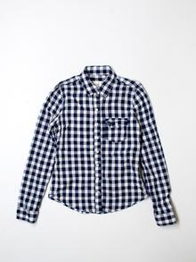 Abercrombie Kids Button Down, Long-sleeve Large Youth