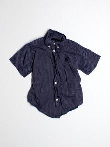 Chaps  Short-sleeve Button-down 3T