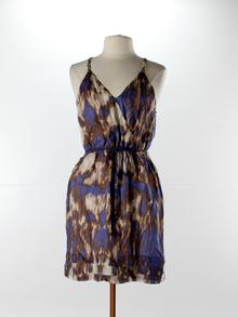 Charlie Jade Silk Dress
