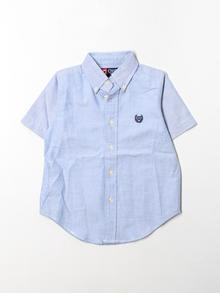Chaps  Short-sleeve Button-down 4T