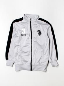 U.S. Polo Assn. Track Jackets/zip-up 7x