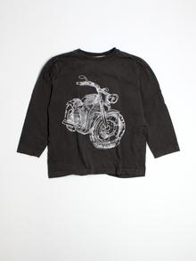 Crazy 8 Long-sleeve T-shirt 7-8