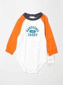 Carter's Long-sleeve Onesie 12 Mo