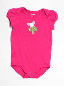 Gymboree Onesie, Short-sleeve 12-18 Mo
