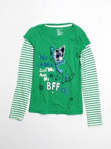 Gap Kids Top, Long Sleeve Medium Youth