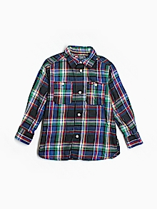 Chaps  Button Down, Long Sleeve 3T