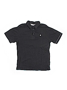 Volcom Polo, Short Sleeve Large Youth