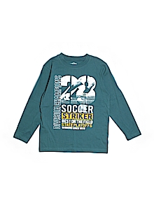 OshKosh B'gosh T-shirt, Long Sleeve 7
