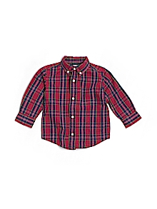 Gymboree Button Down, Long Sleeve 18-24 Mo