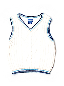 Genuine Kids from Oshkosh Sweater Vest 3T