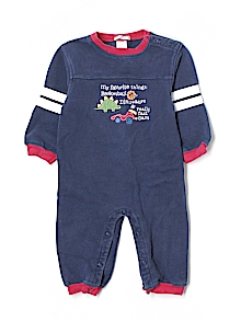 Carter's One-piece Outfit, Long Sleeve 18 Mo