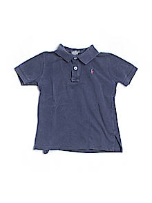 Polo by Ralph Lauren  Polo, Short Sleeve 4T