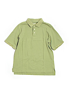 L.L.Bean Polo, Short Sleeve 10-12
