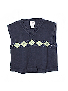 Talbots Kids Sweater Vest 3