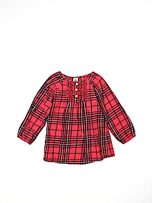 Carter's Top, Long Sleeve 4T