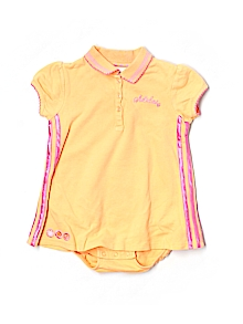 Adidas One-piece Outfit, Short Sleeve 18 Mo