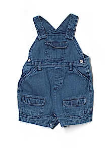 Laura Ashley Overall Short 24 mo