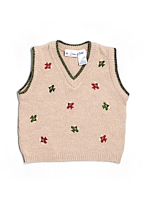B.T. kids Sweater Vest 3T/3