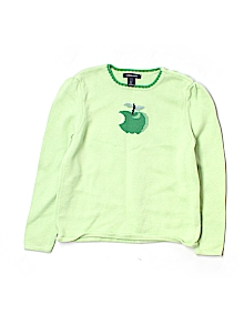 Lands' End Light Sweater 14 (L)