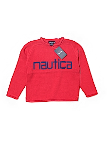 Nautica Long-sleeve Shirt S 7-8