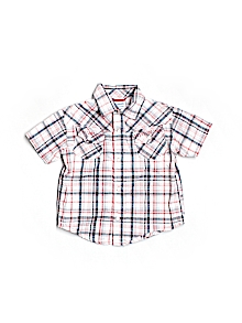 Gymboree Button Down, Short Sleeve 12-18 mo