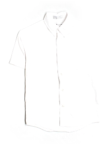 Van Heusen Short-sleeve Button-down 10