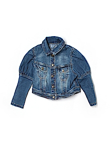 The Children's Place Light Jean Jacket 4