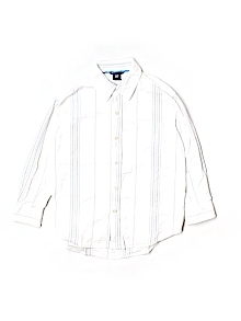 Gap Kids Long-sleeve Button-down 6/7