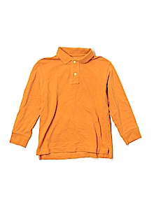 Gap Kids Long-sleeve Polo 6-7
