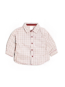 Gymboree Long-sleeve Button-down 18-24 Mo