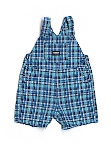OshKosh B'gosh Overall Short 12 mo