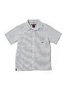 Tony Hawk Button Down, Short Sleeve 10/12
