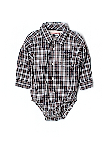 OshKosh B'gosh One-piece Outfit, Long Sleeve 18 mo