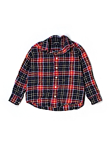 Lands' End Long-sleeve Button-down 8