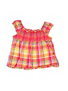 Gymboree Top, Short Sleeve 12-18 Mo