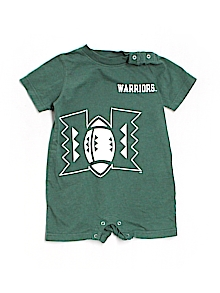 Pro Edge Short-sleeve One-piece Outfit 12 Mo