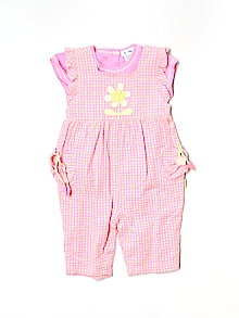 Le Top One-piece Outfit, Short Sleeve 24 mo