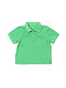 Vineyard Vines Polo, Short Sleeve 3T