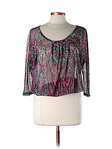 INC International Concepts Blouse,