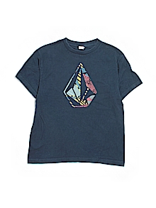 Volcom T-shirt, Short Sleeve Large youth