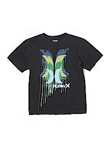 Hurley T-shirt, Short Sleeve Large youth