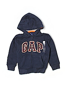 Gap Kids Zip-up Hoodie 4-5