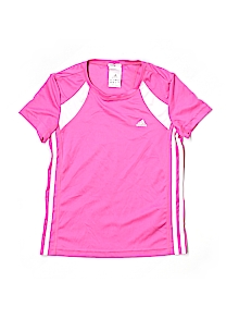 Adidas Top, Short Sleeve Medium kids