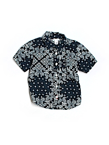 Old Navy Outlet Button Down, Short Sleeve 3T