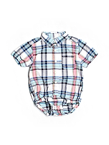 OshKosh B'gosh Onesie, Short Sleeve 18 mo