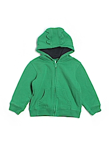 Gymboree Zip-up Hoodie 2T-3T