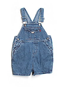 Sprockets Overall Short 24 mo
