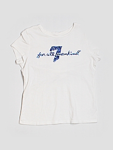 7 For All Mankind T-shirt, Short Sleeve Large kids