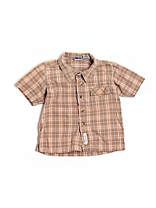 Sprockets Button Down, Short Sleeve 3T